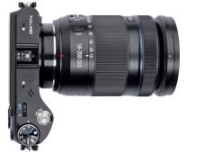 Samsung NX200 Kit 18-200 mm ©COMPUTER BILD