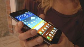 Samsung Galaxy Note: Smartphone mit 5,3 Zoll