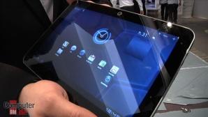 Toshiba zeigt einen Tablet-Prototypen