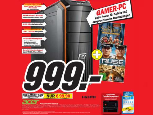 Acer Aspire Predator G3610 PT.SG6E2.052 ©COMPUTER BILD