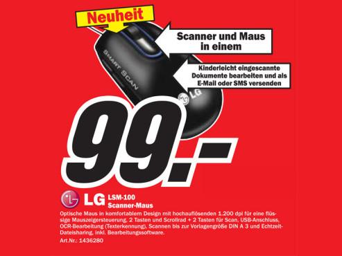 LG Electronics LSM-100 ©COMPUTER BILD