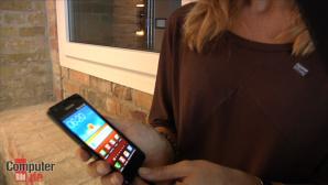 Samsung Galaxy R: Smartphone-Zuwachs