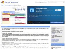 Google-Dienste im Offline-Modus ©Google