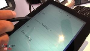 Thinkpad von Lenovo: Tablet mit Handschrifterkennung