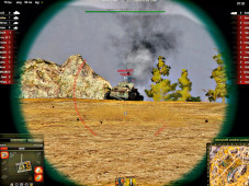 World of Tanks: Fadenkreuz © Wargaming.net
