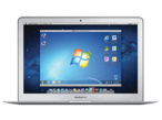 MacBook Air mit Parallels © Parallels, Inc.