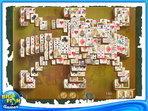Mahjong Towers Touch HD © Big Fish Games, Inc