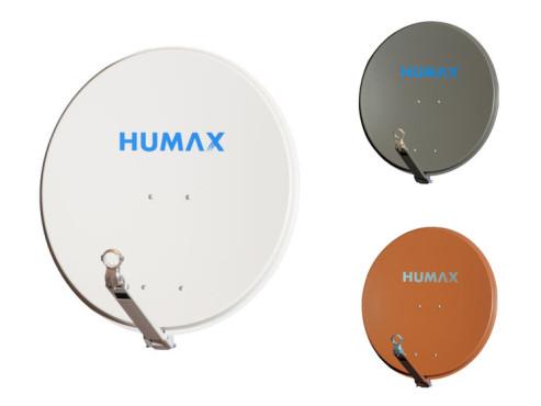 Humax Offset-Spiegel 90 ©Humax