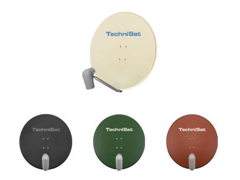 Technisat Satman 850 Plus Unysat Quatro-Switch-LNB ©Technisat