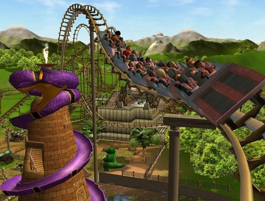 rollercoaster tycoon 3 online spielen