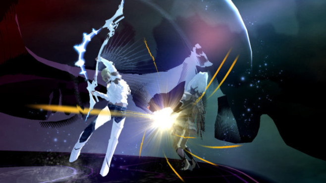 Actionspiel El Shaddai – Ascension of the Metatron: Angriff © Ignition Entertainment