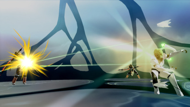 Actionspiel El Shaddai – Ascension of the Metatron: Kampf © Ignition Entertainment