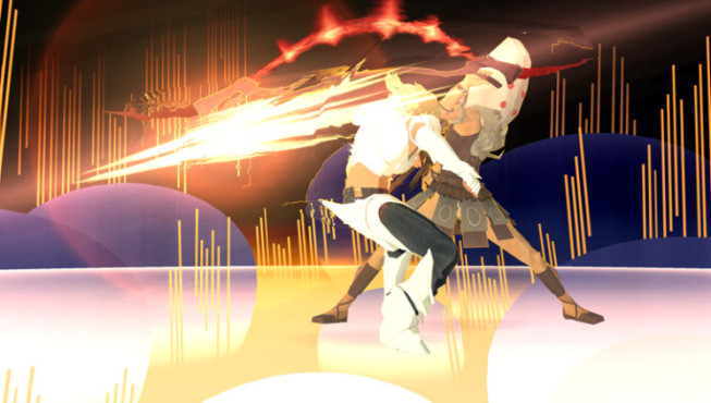 Actionspiel El Shaddai � Ascension of the Metatron: Sonne © Ignition Entertainment