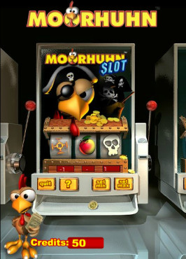 Moorhuhn Slotmachine © Phenomedia