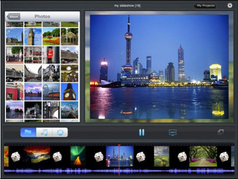 Photo Slideshow Director © Shenzhen Socusoft Co., Ltd