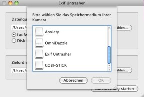 Exif Untrasher (Mac)