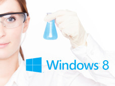 Windows 8 ©detailblick - Fotolia.com, Microsoft