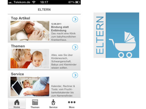Eltern ©Deutsche Telekom AG