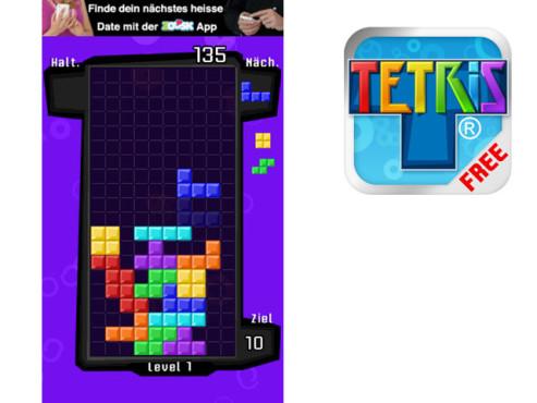 Tetris free ©Electronic Arts Nederland B.V.
