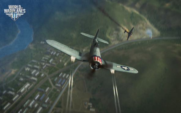 World of Warplanes: Kugeln © wargaming.net