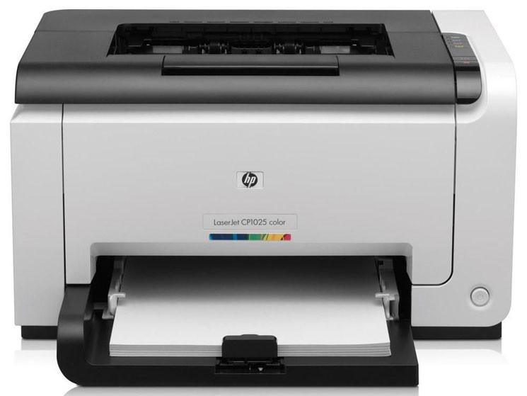 Test: HP-Laserdrucker – Color Laserjet Pro CP1025 - COMPUTER BILD
