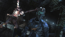 Actionspiel Dead Space 2: Isaac Clarke ©Electronic Arts