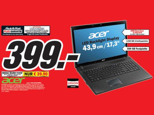 Acer Aspire 7250-E304050Mikk ©Media Markt