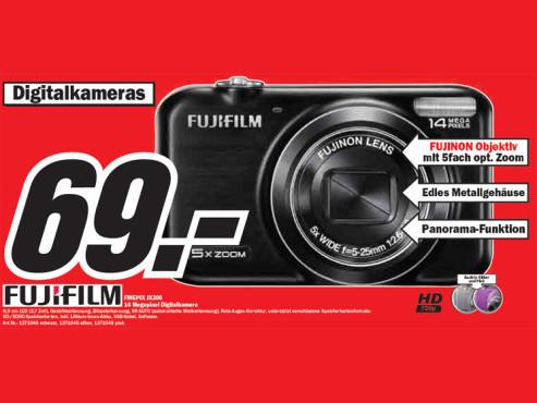 Fujifilm Finepix JX300 ©Media Markt