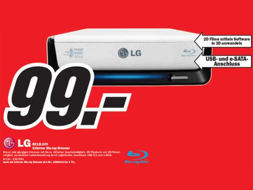 LG BE12LU30 ©Media Markt