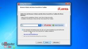 Installation: Avira Free Antivirus 12