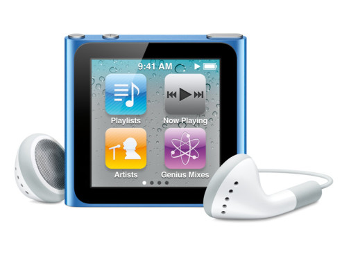 Bilder: iPod touch und iPod nano (2011)
