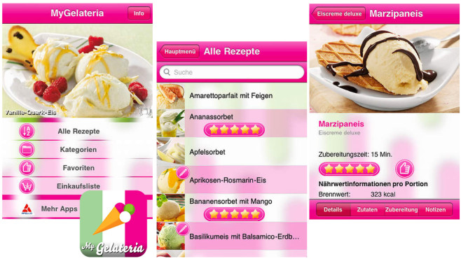My Gelateria Screen © Apollo Medien GmbH