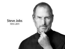 Traueranzeige Steve Jobs ©Apple