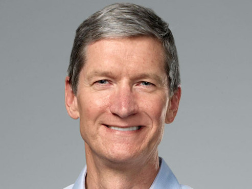 Tim Cook © Apple