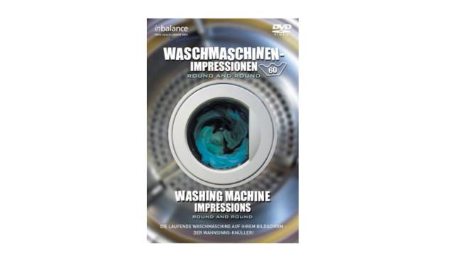 DVD: Waschmaschinen-Impressionen ©Amazon