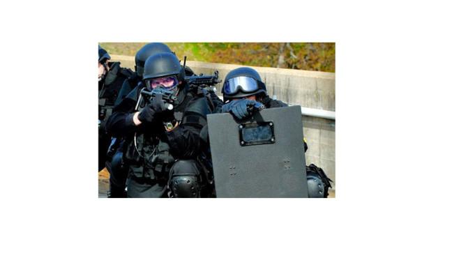 SWAT-Training ©Amazon