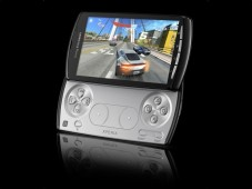 Sony Xperia Play: Handy © Sony