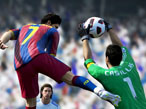Fußballspiel Fifa 12: Torwart ©Electronic Arts