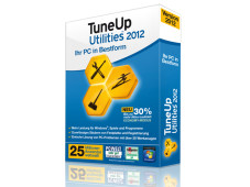TuneUp Utilities 2012 - Packshot&nbsp;&copy;&nbsp;COMPUTER BILD