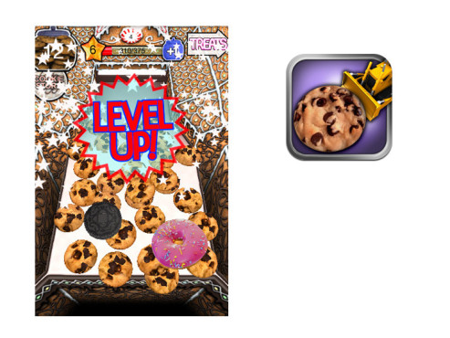 Cookie Dozer © Game Circus LLC