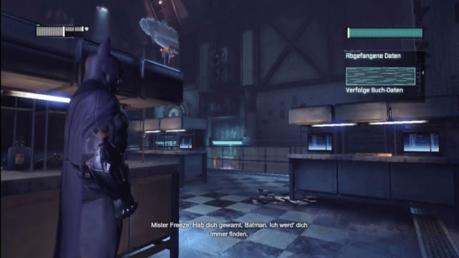 Bossguide Batman – Arkham Asylum: Mr. Freeze © Warner Bros.