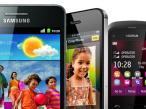 Smartphone-Verkäufe: Samsung schlägt Apple ©Samsung, Apple, Nokia