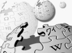 Fotomontage Wikipedia-Logos ©COMPUTER BILD
