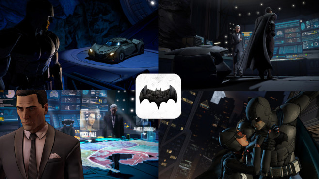 Batman – The Telltale Series © Telltale Inc