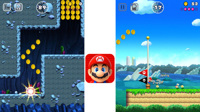 Super Mario Run © Nintendo