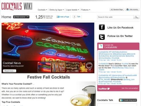 Screenshot Cocktail-Wiki ©COMPUTER BILD