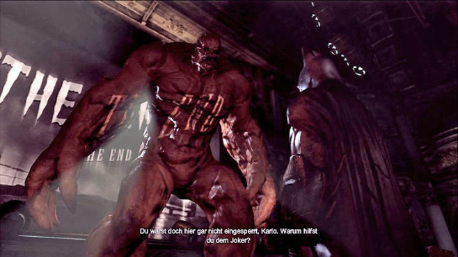 Bossguide Batman – Arkham City: Clayface © Warner Bros.