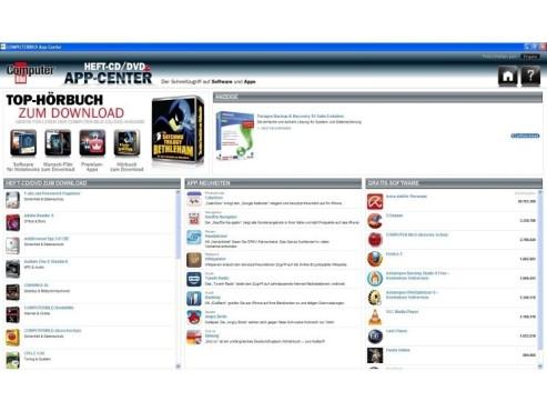 COMPUTER BILD App-Center ©COMPUTER BILD