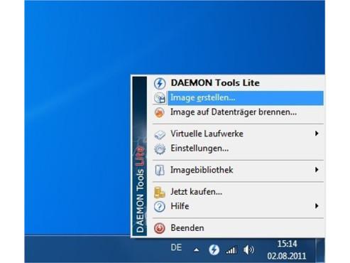 Daemon Tools Lite ©COMPUTER BILD