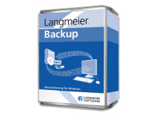 Langmeier Backup 7.1 Advanced © COMPUTER BILD